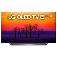 ЖК OLED Ultra HD Smart Wi-Fi ТВ LG OLED55C8PLA серый