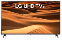 ЖК Ultra HD Smart Wi-Fi ТВ LG Electronics 65UM7300PLB серый